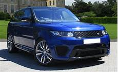 For Sale Land Rover Range Rover Sport V8 Svr 2016