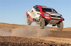 Dakar Rally 2018 Has Started In South America Drive Safe