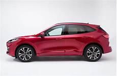 New Ford Kuga Revealed With Fresh Design And Hybrid Option