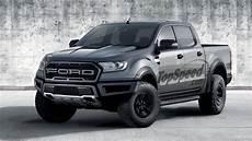 2019 Ford Ranger Models