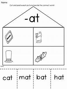 short vowel word family word work bundle of 30 families word families shorts and word work