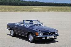 1985 1989 mercedes 560 sl images specifications