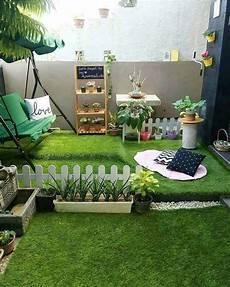 Taman Indoor Desain Rumah