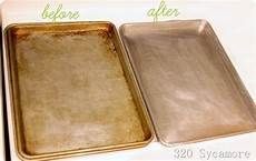 how to clean cookie sheets make them sparkle 320 sycamore