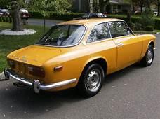 1971 Alfa Romeo GTV 1750  Classic Italian Cars For Sale