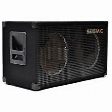 2x12 guitar seismic audio 212 empty guitar speaker cabinet 2x12 speakerless cab ebay