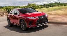 reviewed the updated 2020 lexus rx crossover lexus