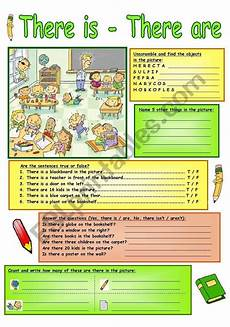 grammar worksheet there is there are with prepositions 25093 there is there are worksheet fichas ingles fichas