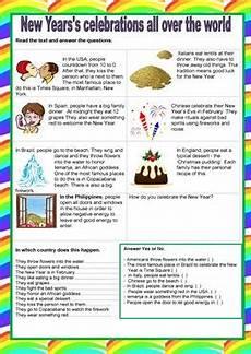 new year esl worksheets 19324 53 free esl celebration worksheets