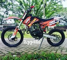 Satria Fu Trail by 99 Gambar Motor Fu Paling Keren Terupdate Gubuk Modifikasi