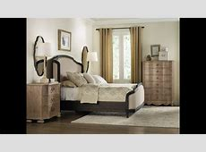 Corsica Bedroom (5280/5180) by Hooker Furniture   YouTube