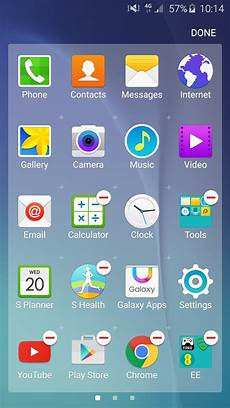 samsung mobile app infinitee how to permanently delete apps free