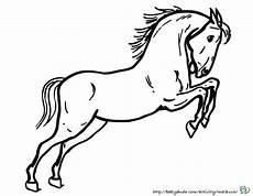 Ausmalbilder Ostern Pferde Image