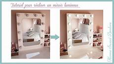 diy miroir lumineux maquillage pro vanity mirror with