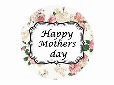 printable mothers day stickers 20598 35 happy mothers day stickers floral 560 sticker card gifts ebay