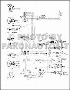 1979 chevy wiring diagram 1979 monte carlo malibu and classic wiring diagram 79 chevy electrical foldout ebay
