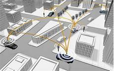 Car2x Mit Der Umgebung Vernetzt Car To X Kommunikation