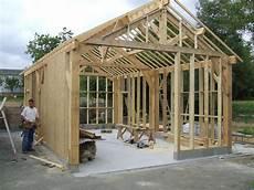 Constructeur Maison En Bretagne Ossature Bois Menuisier