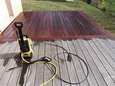trucs et astuces pour d 233 griser une terrasse en bois