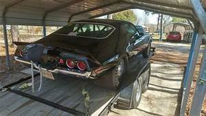 73 CAMARO DRAG CAR For Sale In LAUREL HILL NC
