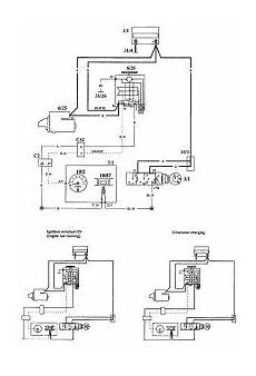 volvo 940 1994 wiring diagrams charging system carknowledge