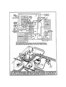 golf cart charging system diagram solved my ezgo 89 starter generator alternator wire keeps melting why golf cart ifixit