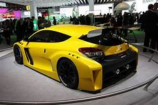 Renault Megane Coupe Trophy V6 Powered Racer In The Flesh