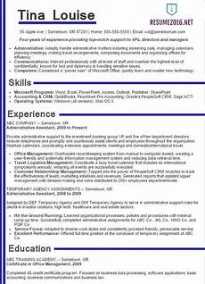 best sle resume 2016 sle resumes