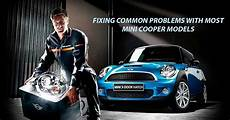 fixing common problems with most mini cooper models