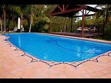 how to use your pool safety net youtube