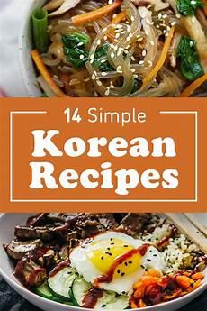 14 easy tasty korean recipes anyone can make