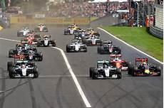 Formel 1 2017 Der Zeitplan Zum Grand Prix Ungarn In