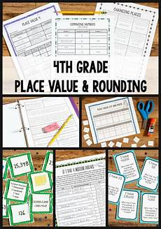 rounding place value worksheets 4th grade 5524 tips for teaching 4th grade place value and rounding fourth grade math 4th grade math place
