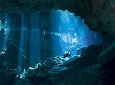 the thrill of cave diving in mexico how to spend it