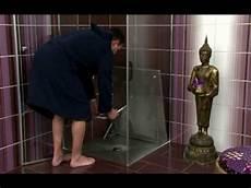 Dusche Ebenerdig Nachträglich - bodengleiche dusche barrierefreie dusche dusche bad bad