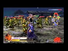 dynasty warriors 4 xl wei musou mode 8 battle of guan