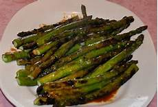 oven roasted asparagus recipe whats cooking america