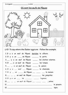 french easter activities by labellaroma teaching