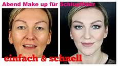 Schminktutorial Abend Make Up F 252 R Schlupflider F 252 R