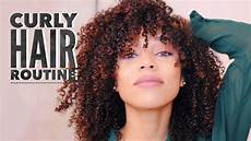 curly hair routine low shrinkage wash go video black hair information