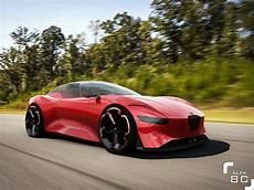 alfa romeo 8c competizione successor could look like this
