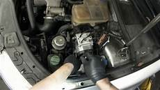Caddy 4motion Probleme - vw b5 passat abs module removal for repair
