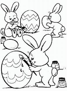Ausmalbilder Tiere Ostern Ausmalbilder Ostern 16 Ausmalbilder