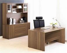 unique home office furniture unique furniture 100 series walnut office desk credenza