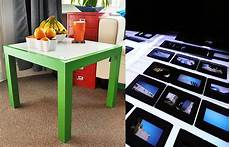 Tafel Selber Bauen - build a diy lightbox using a 10 ikea lack side table