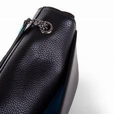 sac bandoulière cuir noir femme sac bandouli 232 re simili cuir noir or femme christian