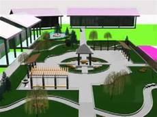 Desain Taman Sekolah