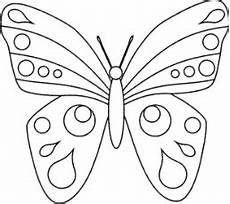 Malvorlage Schmetterling Kinder Pin Auf Kolorowanki Malvorlage Schmetterling