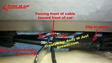 xc90 handbrake adjustment specialist car and vehicle