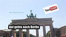 Nach Berlin - auf gehts nach berlin d wichtige infos space